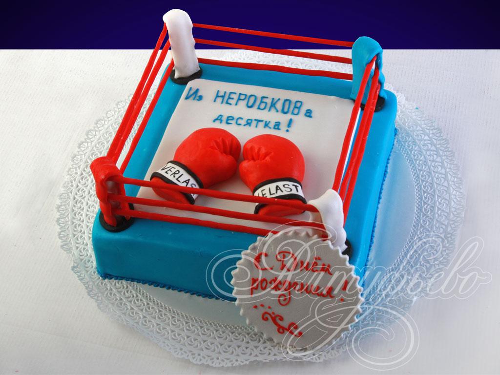Боксерские перчатки Ring