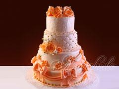Свадебные торты на заказ с фото и
